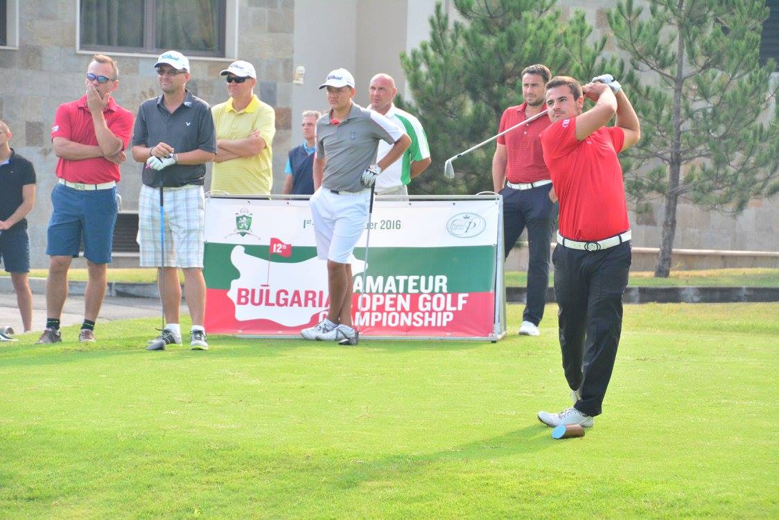 Handicap amateur golf tournments